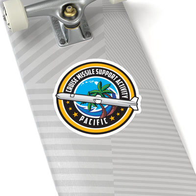 Cruise Missile Support Activity - Pacific (CMSA PAC) Stickers
