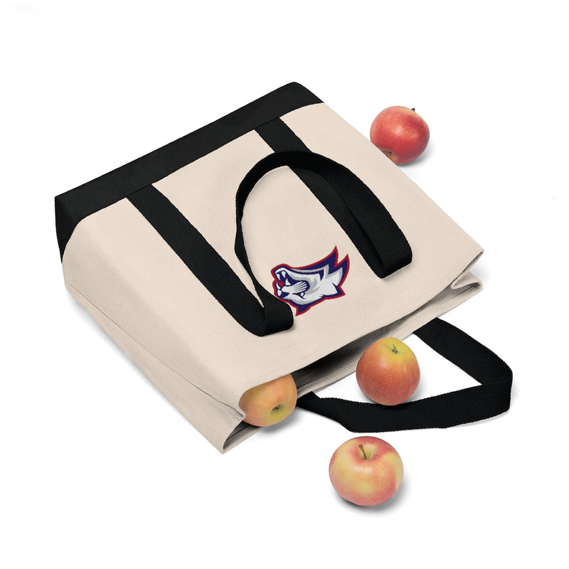 Kea'au Cougars - Embroidered Shopping Tote