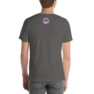 "Kaneohe Cubs - ""Script"" - Personalized Premium Short-Sleeve T-Shirt"