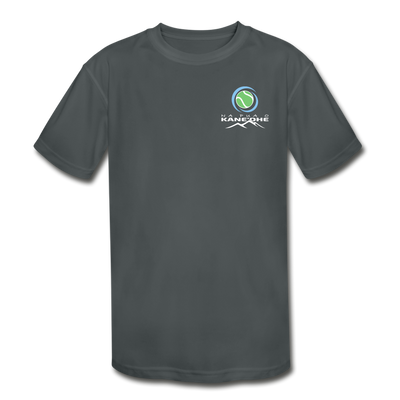 Na Pua O Kaneohe - Tennis Team Performance T-Shirt