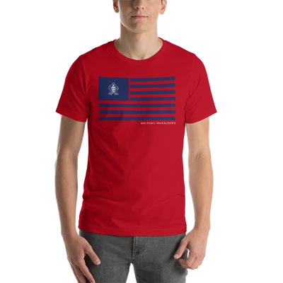 "Waipahu Marauders - ""America"" - Short-Sleeve T-Shirt"