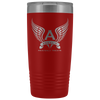 Angel's Heavenly Treats - 20oz Laser Etched Vacuum Tumbler