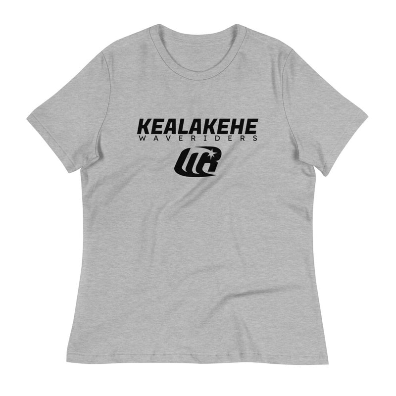 Kealakehe Waveriders - Women's Relaxed T-Shirt