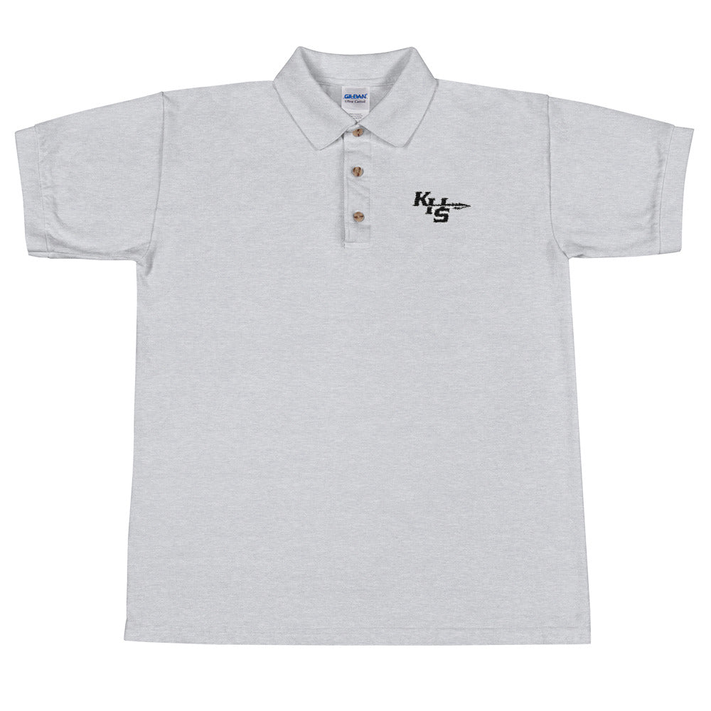 Kapa'a Warriors - Embroidered Polo Shirt