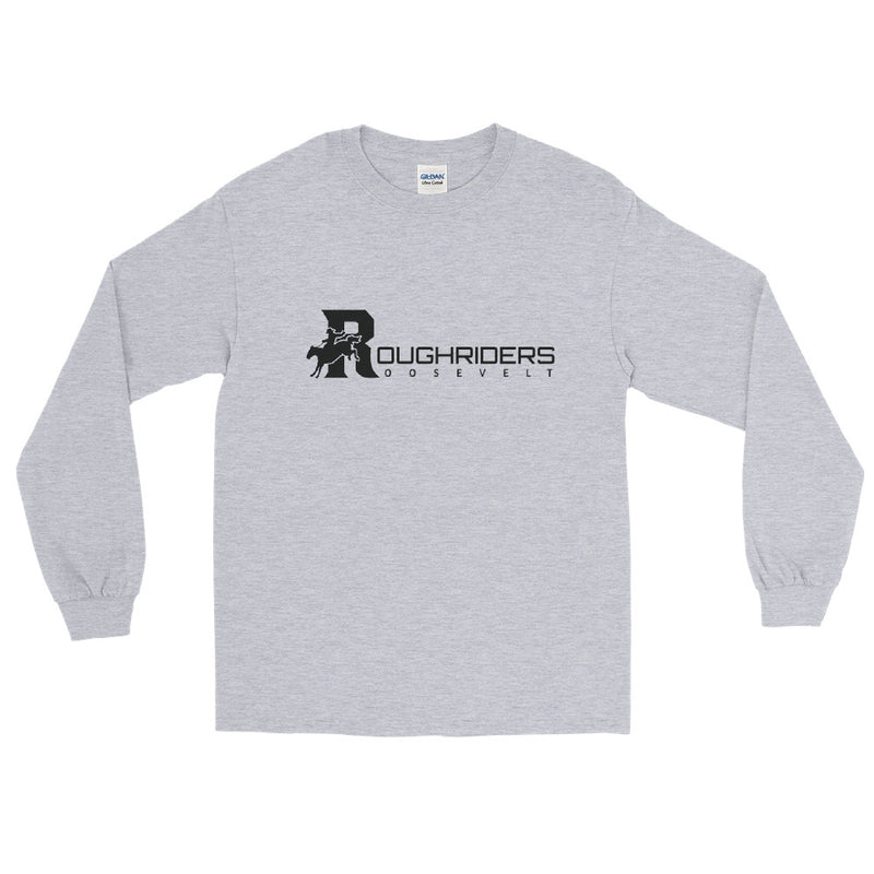Roosevelt Roughriders - Booster Club - Men's Long Sleeve Shirt
