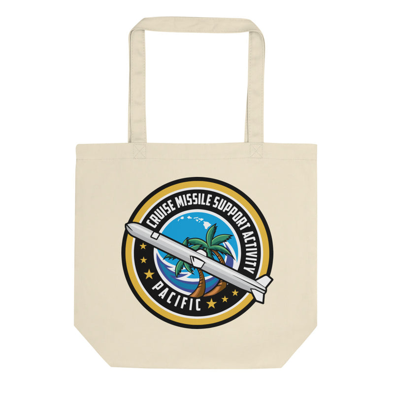 Cruise Missile Support Activity - CMSA Logo - Eco Tote Bag