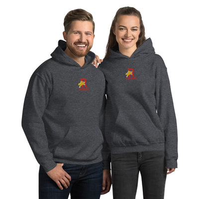Roosevelt Roughriders - Embroidered Unisex Hoodie