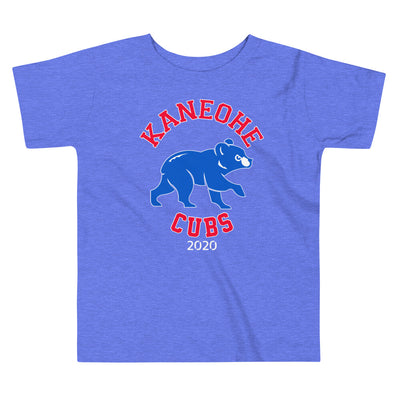 Kaneohe Little League - Cubs - Toddler Short Sleeve Tee
