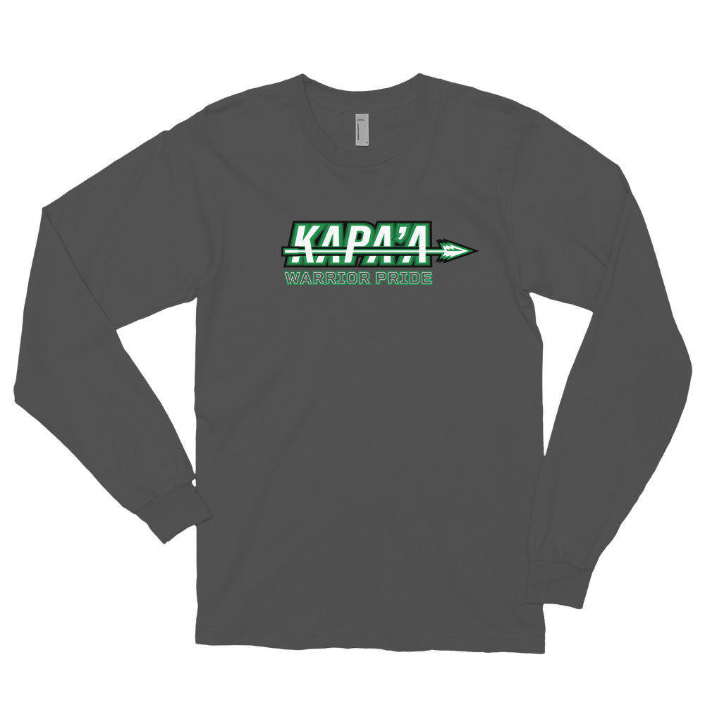 "Kapa'a - ""SPEAR-IT"" - Long Sleeve T-shirt"