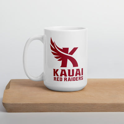 Kauai Red Raiders - Ceramic Coffee Mug