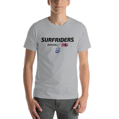 Kailua - Surfriders Baseball - Premium Short-Sleeve T-Shirt