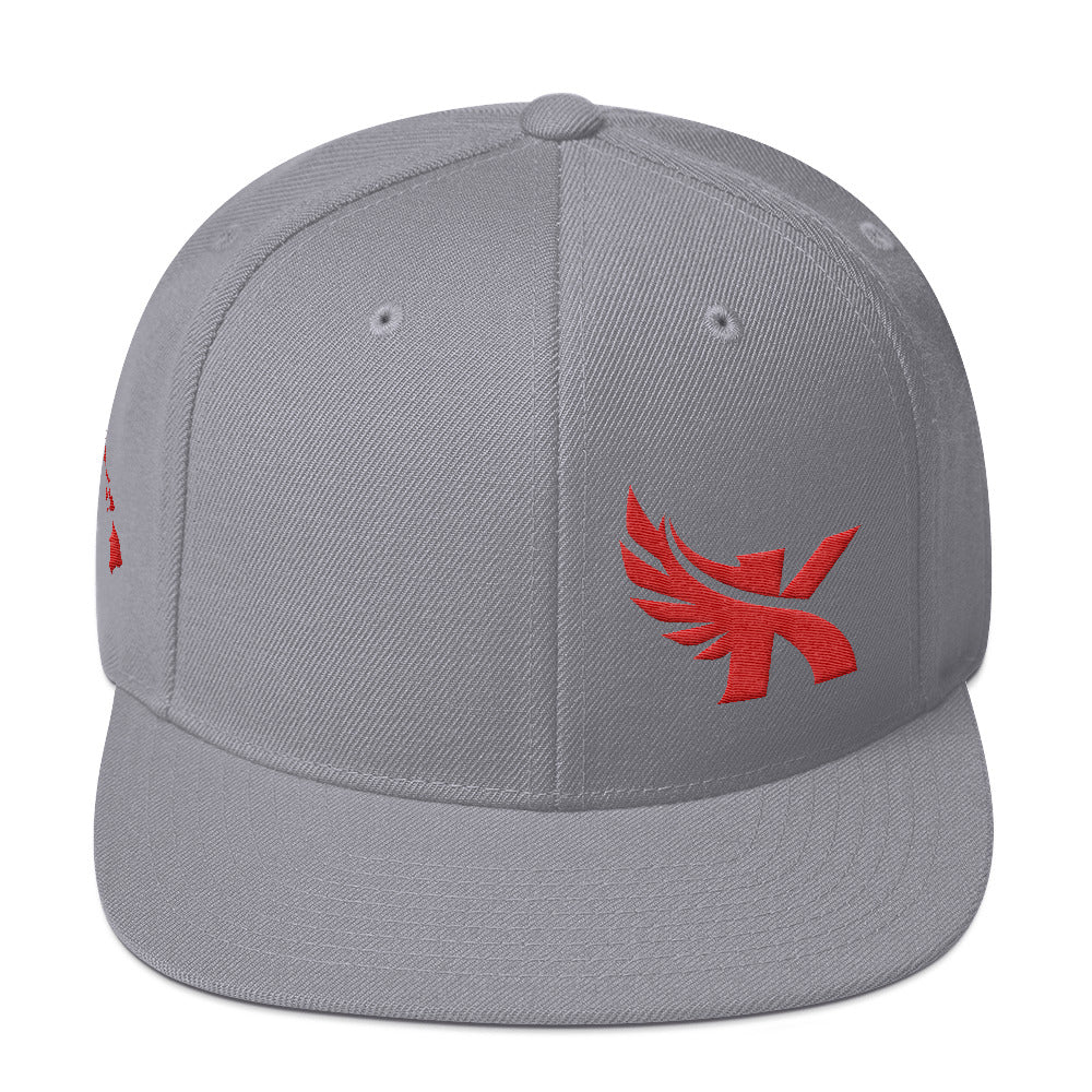 Kauai Red Raiders - Snapback Hat