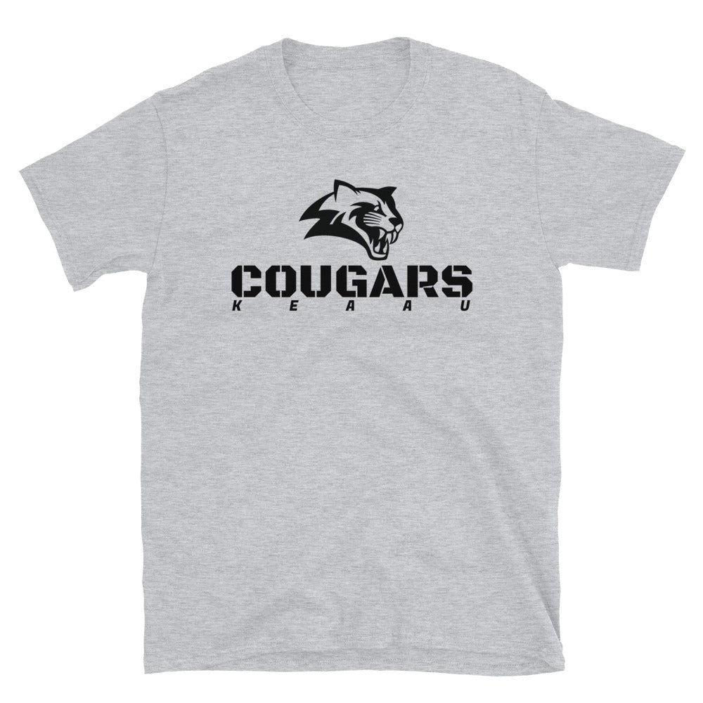 Kea'au Cougars - Booster - Short-Sleeve T-Shirt