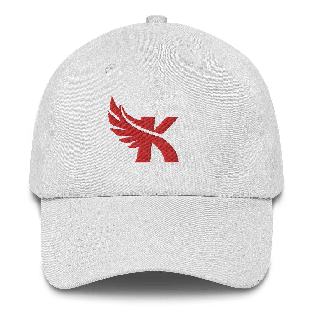 Kauai Red Raiders - Embroidered Baseball Cap