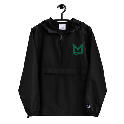 Molokai Farmers - Embroidered Champion Packable Jacket
