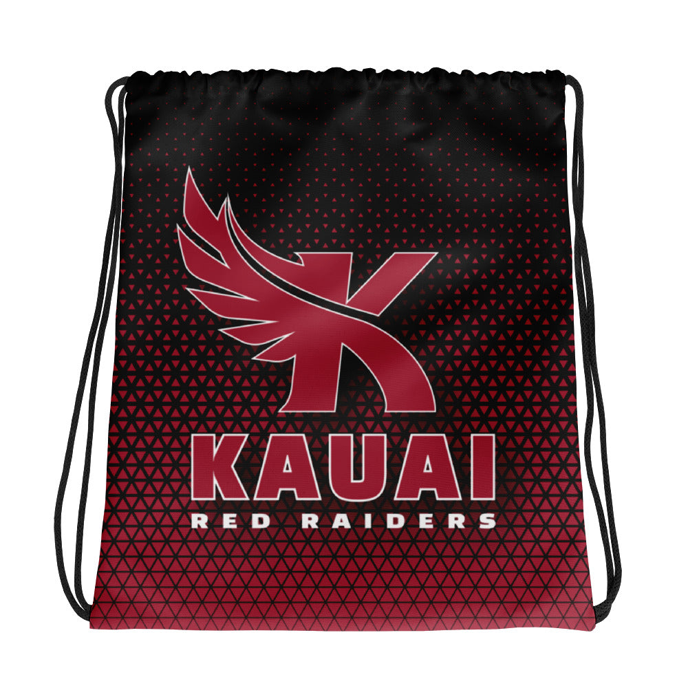 Kauai Red Raiders - Drawstring bag