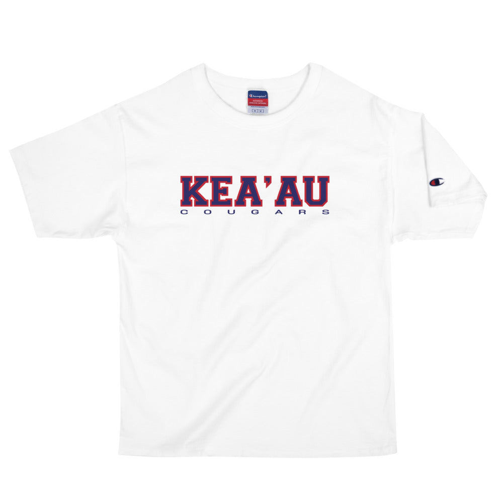 Kea'au Cougars - Men's Champion T-Shirt