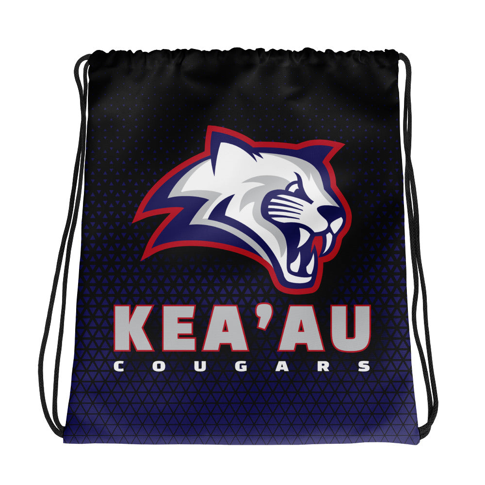 Kea'au Cougars - Drawstring bag