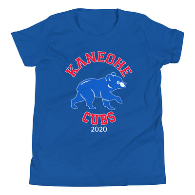 Kaneohe Little League - Cubs - Youth Short Sleeve T-Shirt