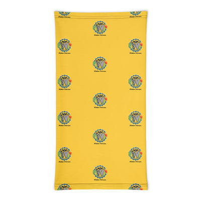 Wahine Veterans - Yellow - Neck Gaiter (Face Cover)
