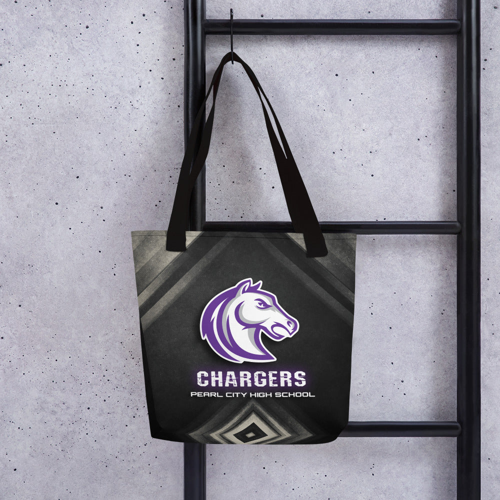Pearl City - Chargers - Tote bag