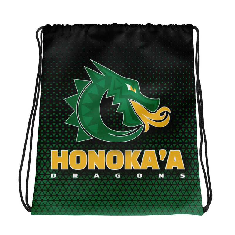 Honoka'a Dragons - Drawstring bag