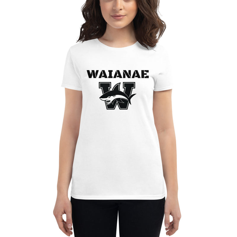 Waianae Seariders - Women's Short Sleeve Booster T-Shirt