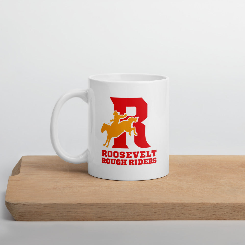 Roosevelt Roughriders - Ceramic Mug