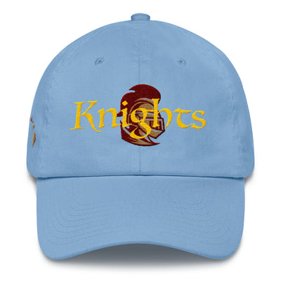 Castle High - Knights - Cotton Dad Cap