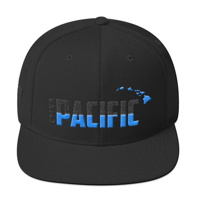 Cruise Missile Support Activity - Pacific Embroidered Snapback (Green Bill)