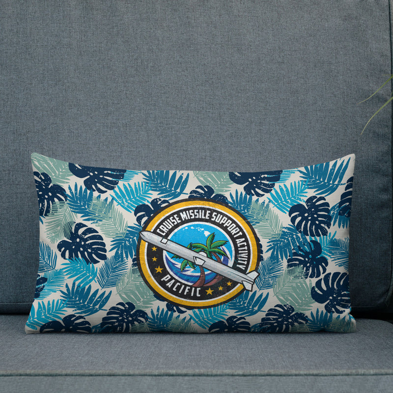 Cruise Missile Support Activity - Pacific - Premium Pillow