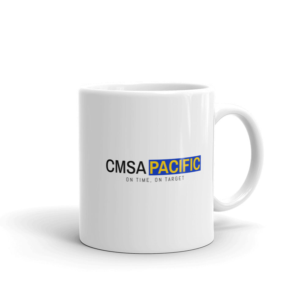 Cruise Missile Support Activity - Pacific (CMSA PAC) - Glossy White Mug