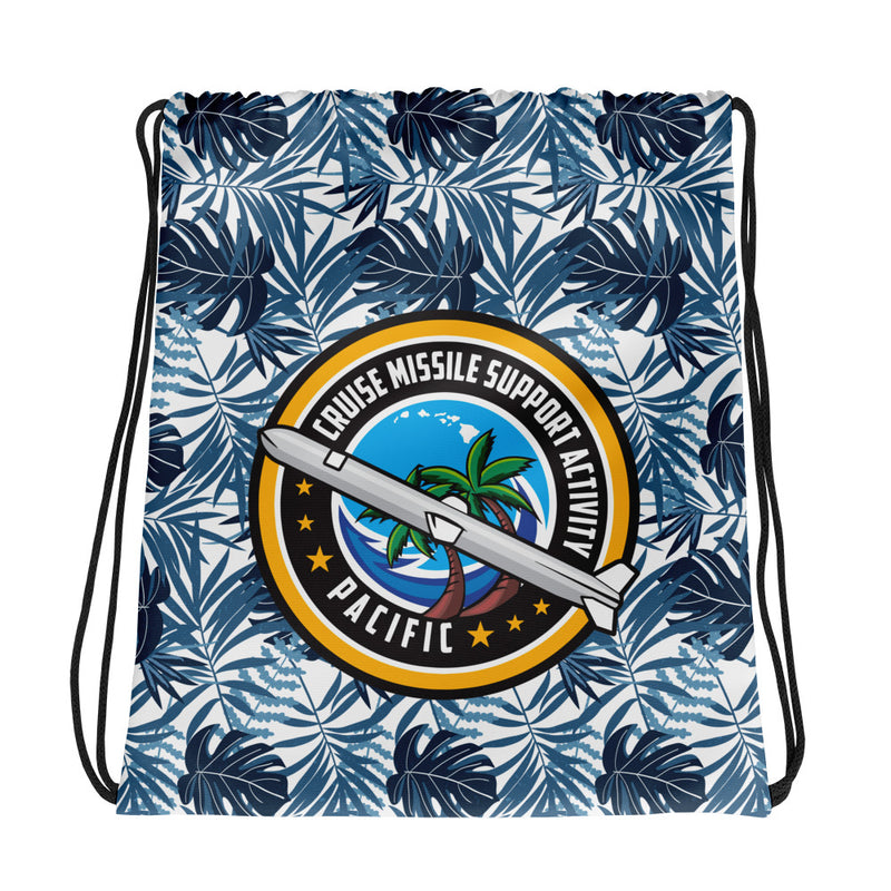 Cruise Missile Support Activity - Pacific - Drawstring bag