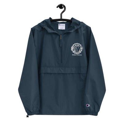 Wahine Veterans - Embroidered Champion Packable Jacket