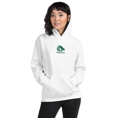 Honoka'a Dragons - Booster Club Embroidered Hoodie