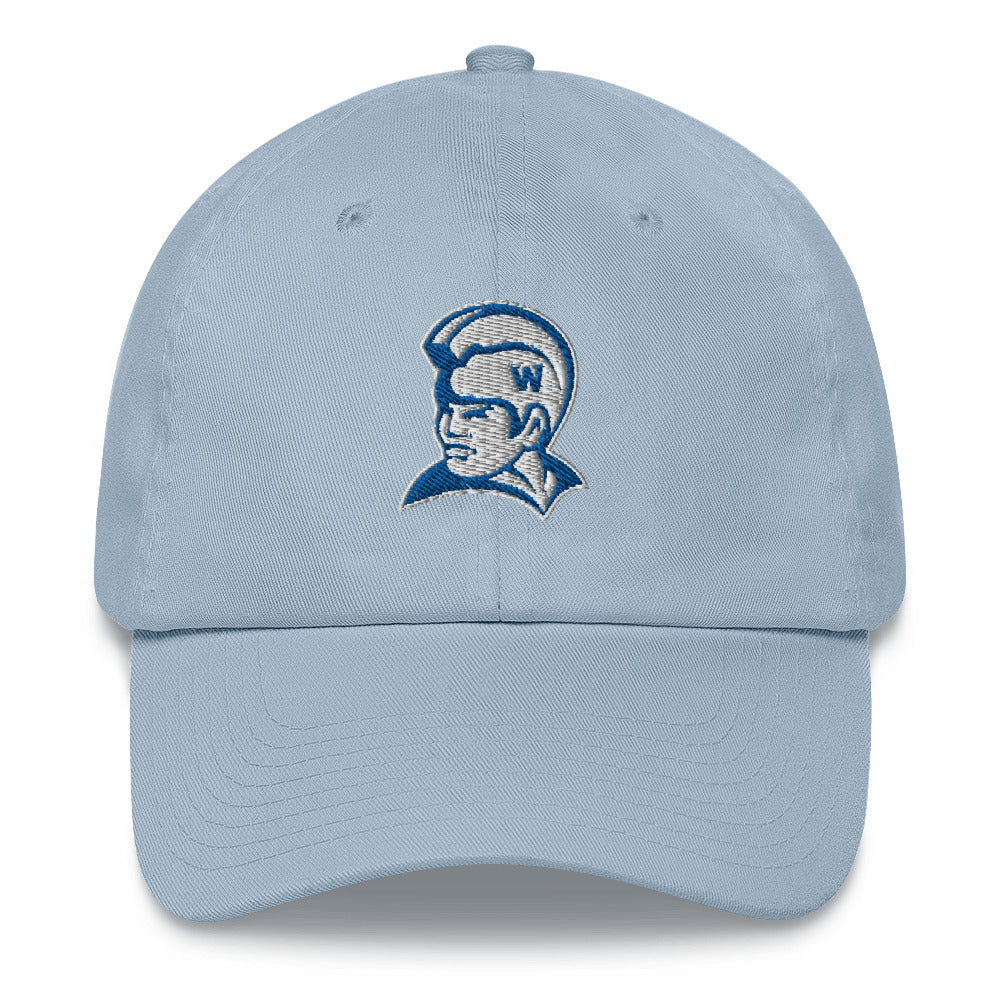 Waimea Menehune - Unstructured Embroidered Baseball Cap