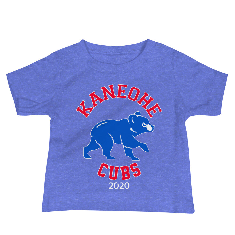 Kaneohe Little League - Cubs - Baby Jersey Short Sleeve Tee