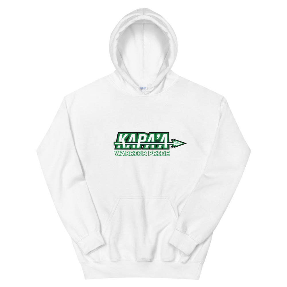 "Kapa'a - ""SPEAR-IT"" - Hooded Sweatshirt"