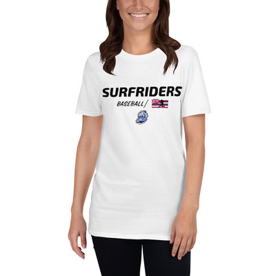 Kailua - Surfriders Baseball - Short-Sleeve T-Shirt