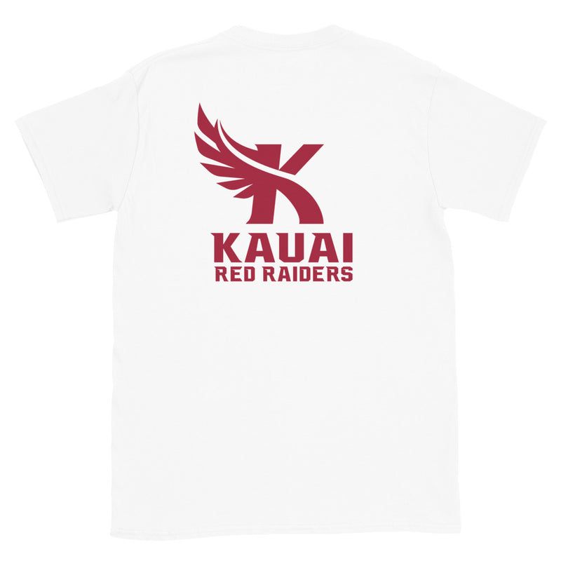 Kauai Red Raiders - Short-Sleeve Booster Two T-Shirt