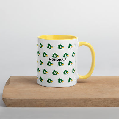 Honoka'a Dragons - Colored Mug