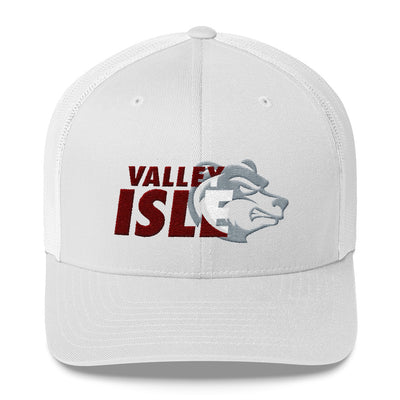"Baldwin High - ""Valley Isle"" - Trucker Cap"