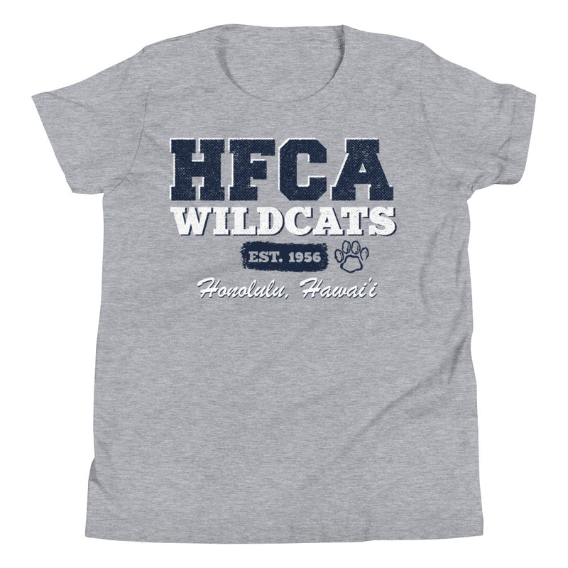 "Holy Family Catholic Academy - ""Athletic"" - Youth Short Sleeve T-Shirt"