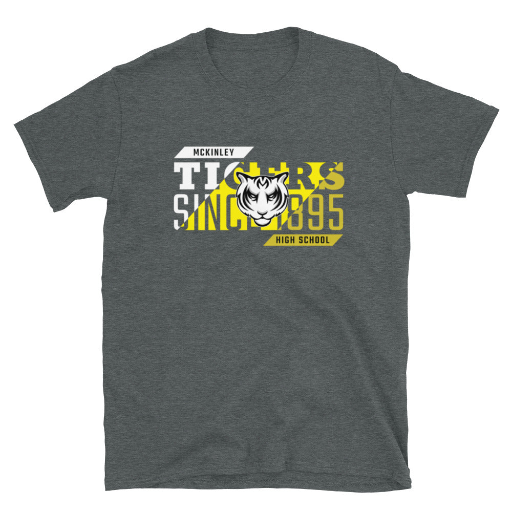 "McKinley Tigers - ""Tiger Pride"" - Short-Sleeve T-Shirt"