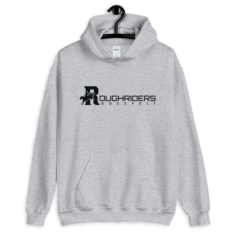 Roosevelt Roughriders - Booster Club - Unisex Hoodie