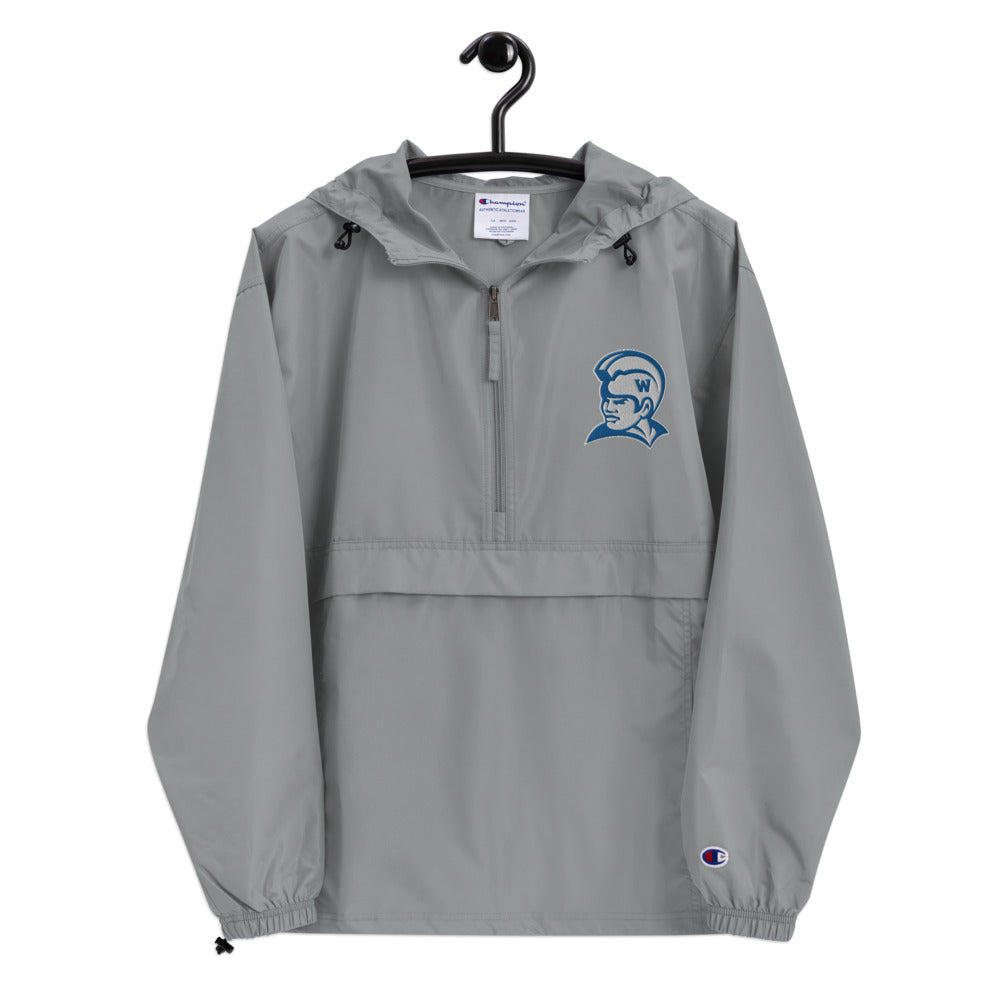 Waimea Menehune - Embroidered Champion Packable Jacket
