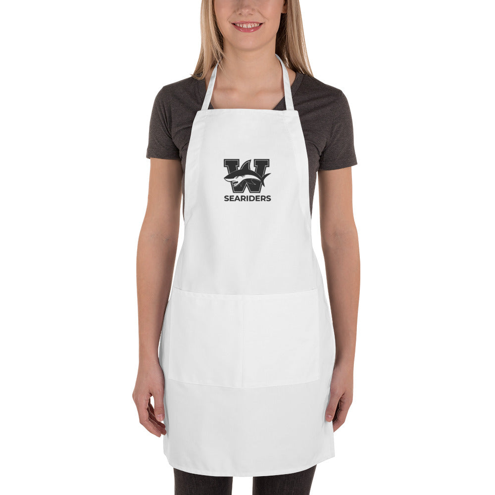 Waianae Seariders - Embroidered Apron