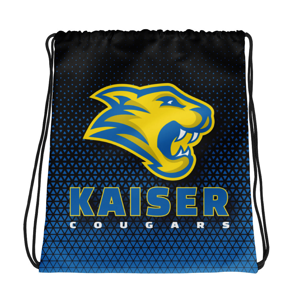 Kaiser Cougars - Drawstring bag