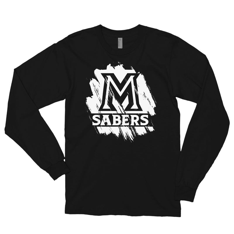 Maui High - Sabers - Long sleeve t-shirt