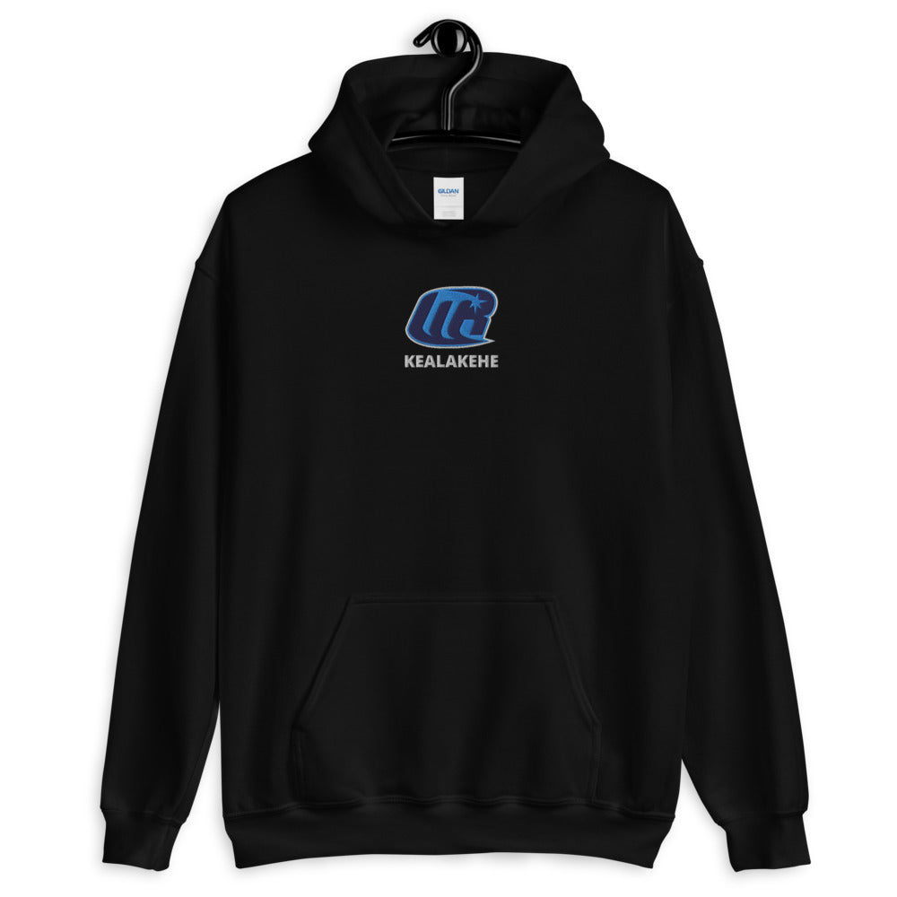 Kealakehe Waveriders - Embroidered Hoodie